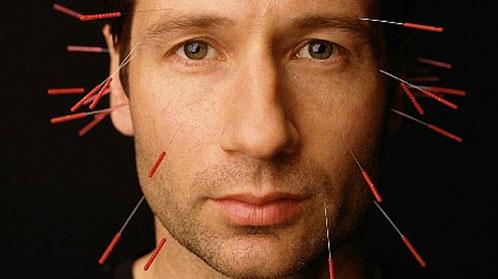 Holistic Facial Rejuvenation - David Duchovny