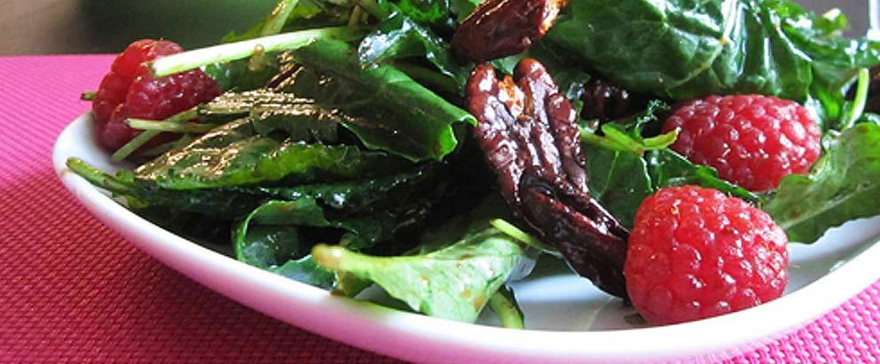 babykale-salad